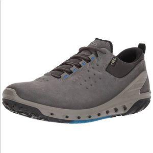 ECCO Biom Venture Leather Gore-Tex Tie Hik… Size 7